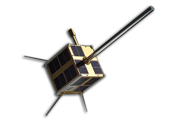 Ship Tracking Satellite