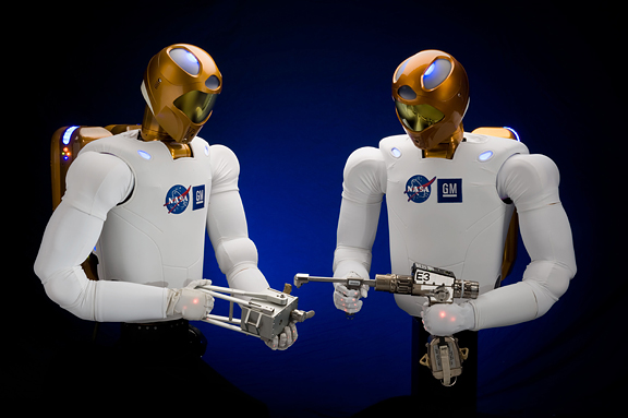 Nasa And Gm Create Cutting Edge Robotic Technology Spaceref
