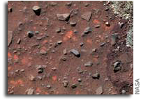 NASA's Mars Rover Spirit Finds Evidence of Subsurface Water