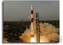 India's PSLV-C15 successfully launches CARTOSAT - 2B Satellite