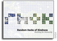 NASA And High Tech Partners Host Random Hacks Of Kindness