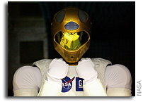 Robonaut Packed for Space