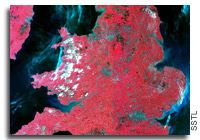 Surrey Satellite New High-Resolution Always-on Constellation to Image the Earth Every Five Days