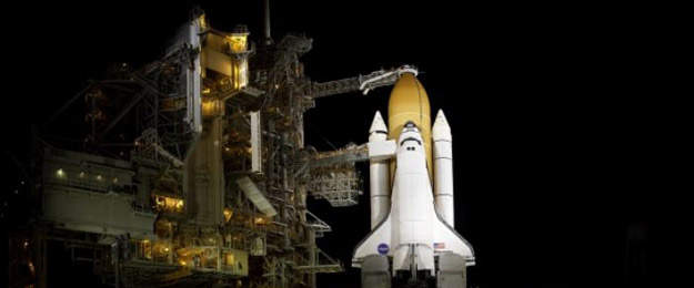 NASA Gives GO for Launch of Discovery Today