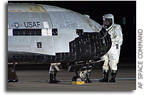 X-37B Orbital Test Vehicle lands at Vandenberg AFB (with video)