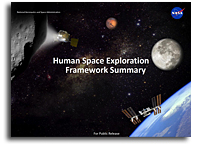 Human Space Exploration Framework Summary Presentation to the NASA Advisory Council