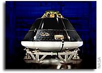 Image: Heat Shield Work on Orion