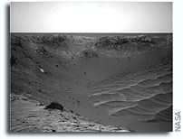 Opportunity Mars Rover Snaps Close-Up of 'Ruiz Garcia'