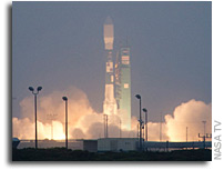 United Launch Alliance Successfully Delivers Aquarius Mission to Orbit for NASA and the Space Agency of Argentina