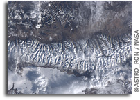 Photo: Southern China As Seen From the International Space Station
