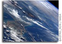 Photo: Colombia's Pico de Cristobol Colon As Seen From Orbit