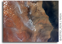 Photo: The Horn of Africa As Seen From Orbit