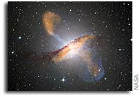 Radio Telescopes Capture Best-Ever Snapshot Of Black Hole Jets