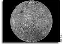 NASA Lunar Reconnaissance Orbiter Camera Mosaic: The Far Side of the Moon