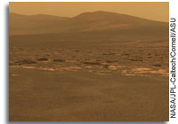 NASA's Mars Exploration Rover Opportunity Arrives at Endeavour Crater