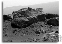 Why Can't Everyone Get A Chance To Name Things on Mars?