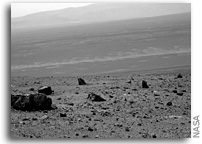 Images: Opportunity Arrives At  Endeavour Crater
