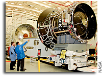 Virginia Governor McDonnell Visits NASA Wallops Flight Facility (With Photos)