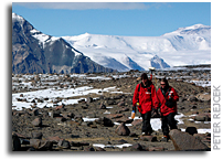Revised Policies and Maps Ensure Environmental Protection of Antarctic Dry Valleys