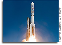 United Launch Alliance Successfully Launches Juno Spacecraft on Five-Year Journey to Study Jupiter