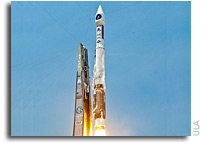 United Launch Alliance Delivers the Space-Based Infrared System (SBIRS) Satellite to Orbit for the USAF