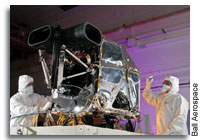 Critical Milestone Reached for 2012 Landsat Mission