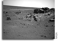 Photos: NASA Mars Rover Opportunity is on the Move Again