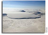 Operation Ice Bridge: Ice Cap Recap