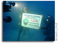 Students participate virtually in Hawaii Undersea Research Laboratory's 1,000th Pisces submersible dive