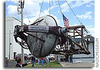 Johnsville Centrifuge Gondola Returns Home To New Museum