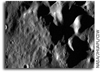 MESSENGER Image of Mercury: The Hills of Caloris