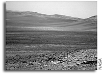 Images: NASA Mars Rover Opportunity Keeps Rolling With an Eye on Future Havens for Next Winter