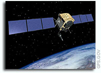 Lockheed Martin-Built GPS Satellite Exceeds 10 Years on-Orbit