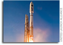 United Launch Alliance Successfully Launches Second OTV Mission