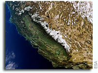Earth from Space: American West