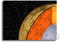 NASA Spacecraft's Data Reveal Magma Ocean Under Jupiter's Moon Io