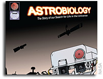 Astrobiology Graphic Novel - Issue #2