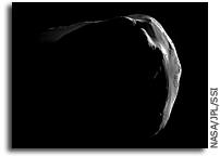 Photo: Saturn's Moon Helene