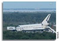 NASA Administrator Commemorates Final Space Shuttle Landing