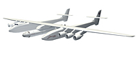 Paul Allen Announces Revolution in Space Transportation Stratolaunch System