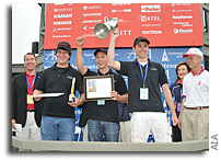 Texas students take first place in Team America Rocketry Challenge Final Flyoff