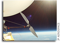 JP Aerospace Airship Flies to the Edge of Space, Smashing the Existing World Altitude Record