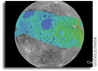 Powerful Pixels: Mapping the Apollo Zone on the Moon
