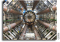 ATLAS & CMS Experiments Present Higgs Search Status