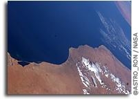 Photo: Tripoli, Libya As Seen From Orbit
