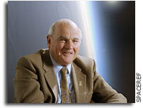 Baruch S. Blumberg NASA/Library of Congress Chair in Astrobiology