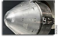 Boeing space capsule begins wind-tunnel tests