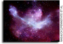 Chandra Image: Carina Nebula