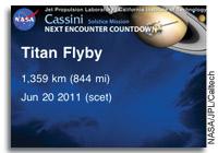 Cassini app