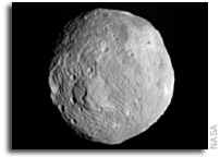 Dawn Spacecraft to Enter Orbit Around Asteroid Vesta on July 15